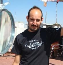 Erick Alvarado (Mexico) - Observer