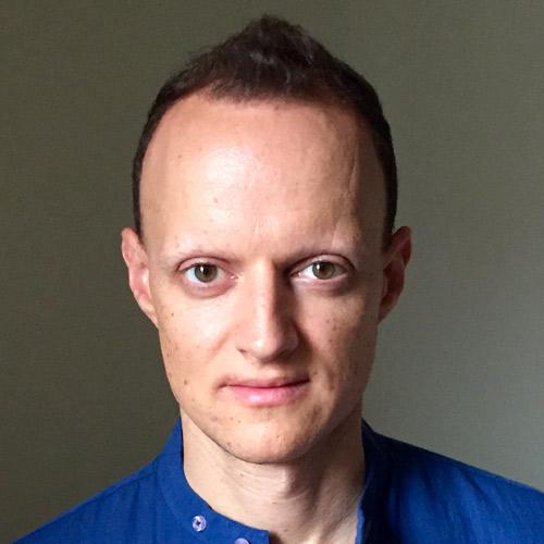 David Barba 2015 Academic Coordinator