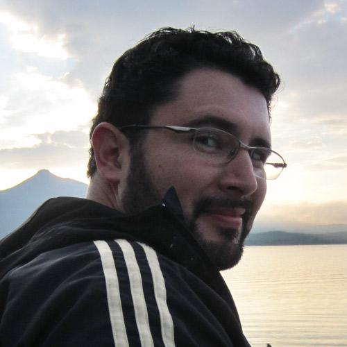 Jesús Alarcón 2011-2013 Academic Coordinator