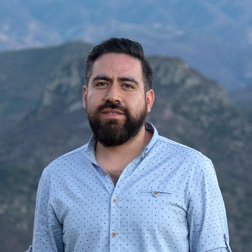 Mauricio Calderón Rico (Mexico)