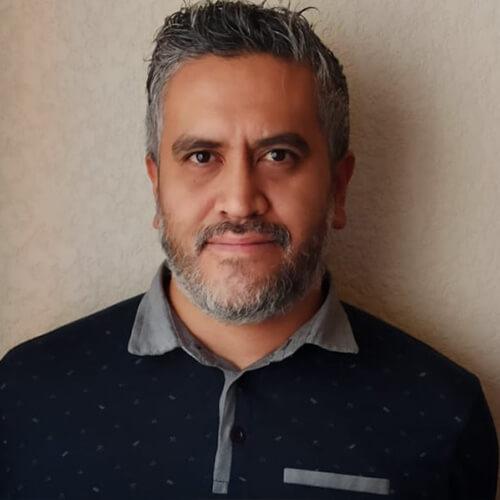 Ulises Pérez Mancilla (Mexico)