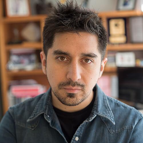 Juan Pablo Arias Muñoz (Chile)